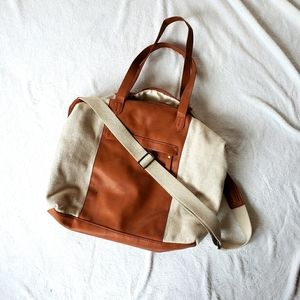 Universal Thread tote weekend bag crossbody